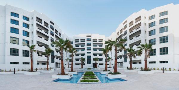 Al Bateen Park Residential Development, Abu Dhabi, UAE