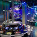 Rollercoaster Restaurant Abu Dhabi, UAE