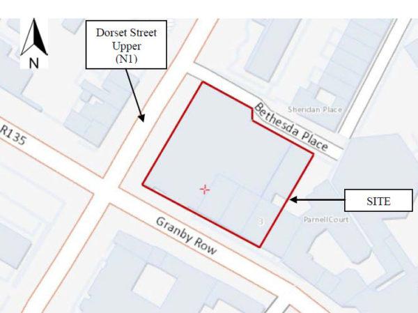 Granby Row TTA Dorset Street Dublin